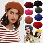 New Women's Girls Wool Blend Autumn Stylish Fashion French Beret
