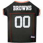 Pets First Cleveland Browns NFL Mesh Pet Jersey $23.99 USD on eBay