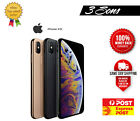 Apple Iphone Xs - 64gb 256gb 512gb - Silver Grey Gold [ Au Stock ] Free Express