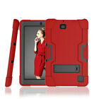 For RCA Cambio W101V2/RCA 10 Viking Shockproof Rugged Hard Armor Stand Case