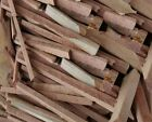Red slates-Very earthy, very crunchy, red colour slate pencils in full thickness image