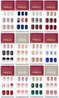 DASHING DIVA KOREA Magic Press On NAIL 2019 Winter New SUPER SLIM FIT GLAM MOVE