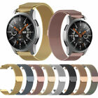 For Samsung Galaxy Watch Active 2 40mm/44m Magnetic Milanese Wrist Band Strap image