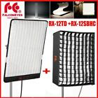 Falcon Eyes RX-12TD Flexible LED Light with RX-12SBHC Softbox and Honeycomb Grid