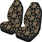 Fashion Animal Car Seat Covers Auto Interior Front Seat Protector Universal Fit