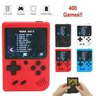 3 inch Handheld Retro FC Game Console Built-in 400 Games 8 Bit Game Player Game