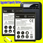 AceSoft New BL-44E1F Battery or Wall Charger for U.S.Cellular LG V20 US996 Phone