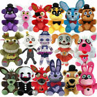 Five Nights at Freddy's Plushie Sister Location Plush Toy Stuffed Doll US Stock