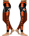 Philadelphia Flyers Leggings Small-XXL (0-14) Philly Hockey Ice Fan Women Game A $22.99 USD on eBay