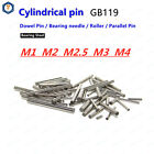 M1 / M2 / M2.5 / M3 Bearing steel Dowel Pin Cylindrical pin Bearing Needle