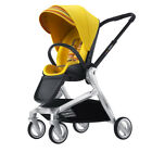 3 in 1 Baby Stroller High Landscape Bi-directional light fold pushchair&Car seat
