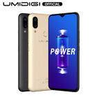 Umidigi Power Android 9.0 Pie Waterdrop Smartphone 4gb 64gb Unlocked 5150mah