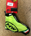 Northwave Force Lycra Shoe Cover Overshoes Yellow eb16