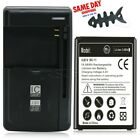 Replacement Battery for TracFone LG Rebel 4 LTE L212VL L211BL w/ Charger 3220mAh