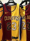 LeBron James #23 Cleveland Cavaliers + Los Angeles Lakers Jersey **WOW** on eBay