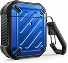 For Apple Airpods 1st / 2nd Case SUPCASE UB Pro Rugged Protective AirPods Cover