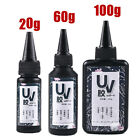 UV Resin Glue Ultraviolet Curing Solar Cure Sunlight Activated Hard 20 60g 100g