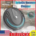 Rechargeable Smart Robot Vacuum Floor Cleaner Auto Sweeping Cleaner Black $11.45 USD on eBay