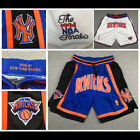 1994 Finals New York Knicks Stitched Shorts Embroidered Pants Man Men Jersey on eBay