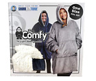 THE COMFY Unisex Classic Hooded Sweatshirt Blanket One-Size