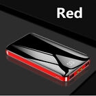 900000mAh Portable Power Bank External Battery Charger for Cell Phones 2020 NEW