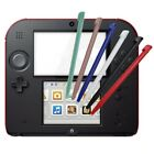 Pink or Pokemon Sun/Moon Ice Turquoise Clear Blue Nintendo 2DS touch stylus pen