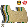 More images of Left Handed TL Electric Guitar Pick Guard 8 Hole Scratch Plate with Screws