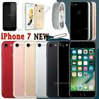Unlocked Mobile Smartphone 32GB 128GB 256GB NEW Apple iPhone 7 All Colors UK