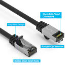 Kyпить 10 X 1'FT PREMIUM Shielded Ethernet Cable CAT-8 High Speed LAN Patch Network 26 на еВаy.соm