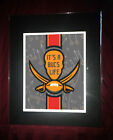 Tampa Bay Buccaneers - It's A Bucs Life - Best Football Matted Sport Art Picture $21.00 USD on eBay