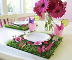 Table Decorations Fairy Princess Girls Birthday Tea Party Daisies Butterflies