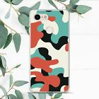 Army Camo Camouflage Military Print Case Cover For Google Pixel 2 3 3a 4 XL