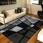 Kyпить Chalk Fade Black/Gray Rugs / Area Carpet All Size By MSRUGS - Made in Turkey на еВаy.соm