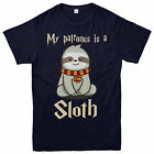My Patronus Is A Sloth T-shirt, Patronus, Animal, Arboreal  Gift Top