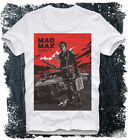 T-shirt Mad Max 70s V8 Interceptor Bad Ass Dystopia Post Apocalyptic Action Cult