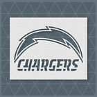Los Angeles Chargers stencil | Mylar (Plastic Sheet) | Reusable&Durable |  NFL $17.99 USD on eBay