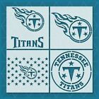 Tennessee Titans stencil | Mylar (Plastic Sheet) | Reusable&Durable | $10.99 USD on eBay