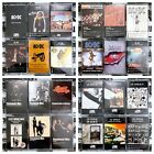 YOU PICK Cassette Lot Classic Rock 60s 70s - Zeppelin, Pink Floyd, Queen + More!