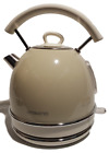 Ambiano 2877 Retro Electric Kettle 1.7 Litres 3000 W 3 Colours Vintage