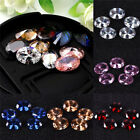 10 X14mm Gem Oval Shape Zircon Natural Loose Gemstone Jewelry Handmade  New~