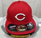 CINCINNATI REDS~MLB~NEW ERA~59FIFTY~2007~AUTHENTIC~ON-FIELD CAP~COOL BASE~RED on Ebay