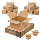 New Single DW Heavy Duty Cardboard Packing Boxes 1 2 3 4 5 10 20 Box