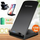 For Apple iPhone 11 Pro XS Max XR X 8 Plus Qi Fast Wireless Charger Charging Pad
