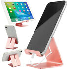 Cell Phone Stand Aluminum Desk Table Holder Cradle Dock For iPhone ipad mini
