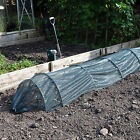 NET Grow Tunnel Cloche - Plant Protection - 3m Long -  Multi Buy Deals
