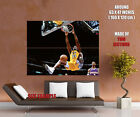 V5594 Shaquille ONeal Los Angeles Lakers Slam Dunk Decor PRINT POSTER Affiche