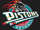 V0270 Detroit Pistons Classic Logo Retro Basketball Decor WALL PRINT POSTER on eBay