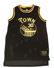 The Town Stephen Curry Jersey Throwback Golden State Warriors The City XL 3XL