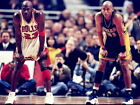 V5672 Michael Jordan Reggie Miller Retro Basketball Decor WALL PRINT POSTER