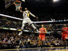 V2721 Paul George Dunk Indiana Pacers Basketball Sport WALL PRINT POSTER CA on eBay